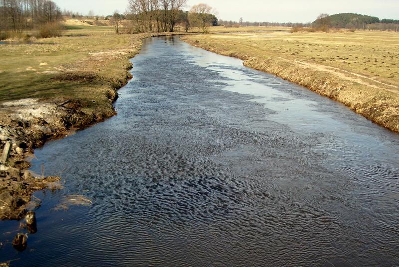 3. Anna Abramowska – rzeka Świder w okolicach Grzebowilka