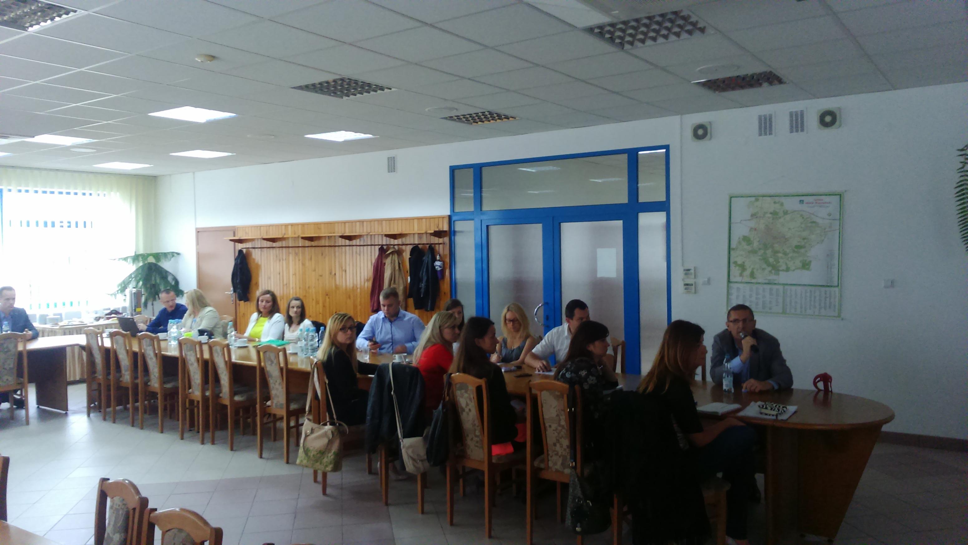 Szkolenie Rady i pracowników biura 14-17 lipca 2016 r.