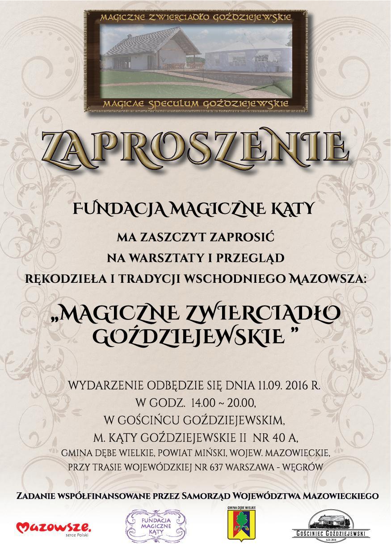 """""""Magiczne Zwierciadło Goździejewskie"""""""