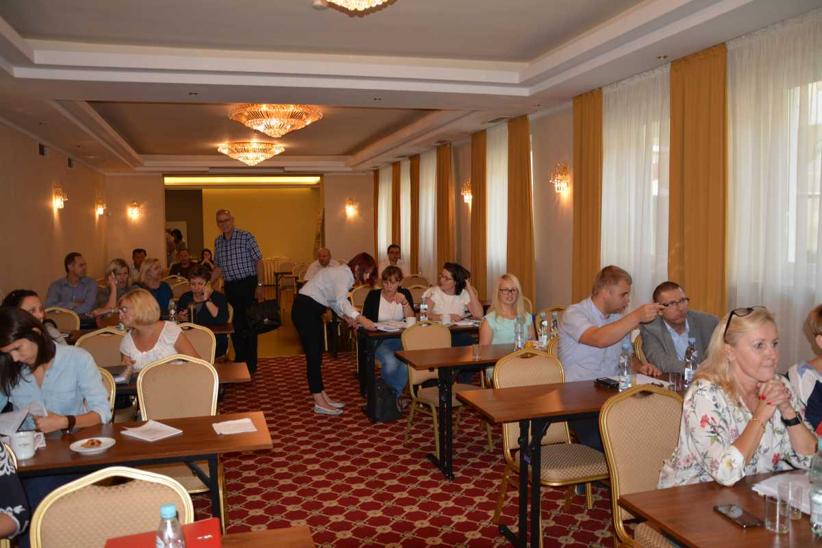 Szkolenie dla przedstawicieli mazowieckich Lokalnych Grup Działania w ramach PROW na lata 2014-2020